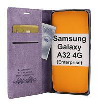 billigamobilskydd.se Lyx Standcase Wallet Samsung Galaxy A32 4G (SM-A325F)