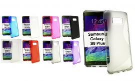 billigamobilskydd.se S-Line TPU-muovikotelo Samsung Galaxy S8 Plus (G955F)