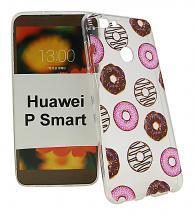 billigamobilskydd.se TPU-Designkotelo Huawei P Smart