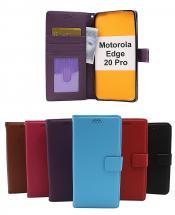 billigamobilskydd.se New Jalusta Lompakkokotelo Motorola Edge 20 Pro