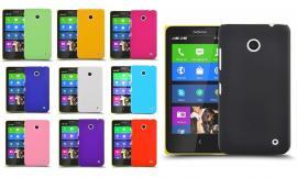 billigamobilskydd.se Hardcase Kotelo Nokia Lumia 630/635