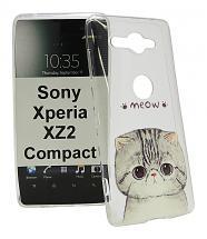 billigamobilskydd.se TPU-Designkotelo Sony Xperia XZ2 Compact (H8324)