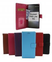 billigamobilskydd.se New Jalusta Lompakkokotelo Huawei P40 Lite 5G