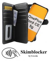 CoverIn Skimblocker XL Magnet Wallet OnePlus Nord CE 5G