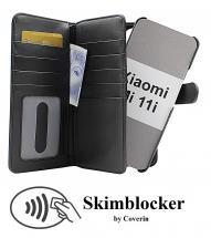 CoverIn Skimblocker XL Magnet Wallet Xiaomi Mi 11i