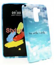 billigamobilskydd.se TPU-Designkotelo LG Stylus 2 (K520)