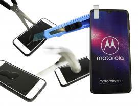 billigamobilskydd.se Näytönsuoja karkaistusta lasista Motorola One Macro