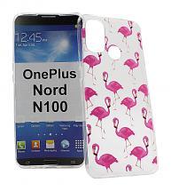 billigamobilskydd.se TPU-Designkotelo OnePlus Nord N100