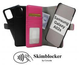 CoverIn Skimblocker Magneettikotelo Samsung Galaxy A02s