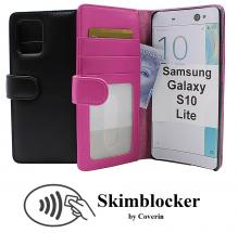 billigamobilskydd.se Skimblocker Lompakkokotelot Samsung Galaxy S10 Lite (G770F)