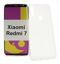 billigamobilskydd.se Ultra Thin TPU Kotelo Xiaomi Redmi 7