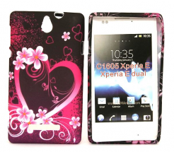 billigamobilskydd.se TPU Designcover Sony Xperia E (C1605)
