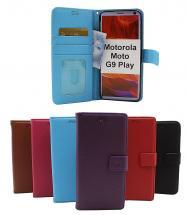 billigamobilskydd.se New Jalusta Lompakkokotelo Motorola Moto G9 Play