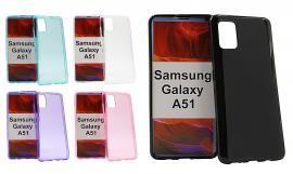 billigamobilskydd.se TPU muovikotelo Samsung Galaxy A51 (A515F/DS)