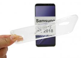 billigamobilskydd.se Ultra Thin TPU Kotelo Samsung Galaxy A6 2018 (A600FN/DS)