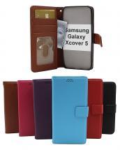 billigamobilskydd.se New Jalusta Lompakkokotelo Samsung Galaxy Xcover 5 (SM-G525F)