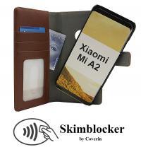 billigamobilskydd.se Skimblocker Magneettikotelo Xiaomi Mi A2