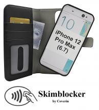 CoverIn Skimblocker Magneettikotelo iPhone 12 Pro Max (6.7)