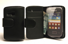 billigamobilskydd.se Lompakkokotelot Samsung Galaxy Mini 2 (s6500)