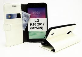 billigamobilskydd.se Jalusta Lompakkokotelo LG K10 2017 (M250N)