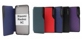 billigamobilskydd.se Smart Flip Cover Xiaomi Redmi 9C