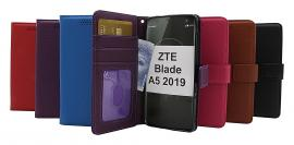 billigamobilskydd.se New Jalusta Lompakkokotelo ZTE Blade A5 2019