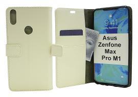 billigamobilskydd.se Jalusta Lompakkokotelo Asus Zenfone Max Pro M1 (ZB602KL)