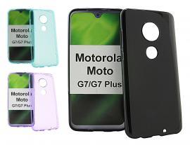 billigamobilskydd.se TPU-suojakuoret Motorola Moto G7 / Moto G7 Plus