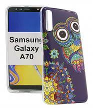 billigamobilskydd.se TPU-Designkotelo Samsung Galaxy A70 (A705F/DS)