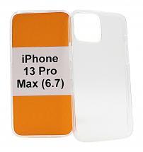 billigamobilskydd.se TPU muovikotelo iPhone 13 Pro Max (6.7)