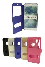 billigamobilskydd.se Flipcase iPhone X/Xs