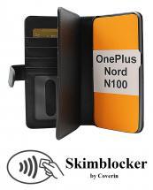 CoverIn Skimblocker XL Wallet OnePlus Nord N100