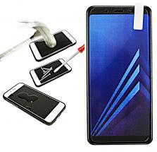 billigamobilskydd.se Näytönsuoja karkaistusta lasista Samsung Galaxy A8 2018 (A530FD)