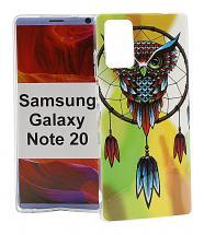 billigamobilskydd.se TPU-Designkotelo Samsung Galaxy Note 20 5G (N981B/DS)