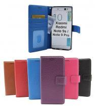billigamobilskydd.se New Jalusta Lompakkokotelo Xiaomi Redmi Note 9s / Note 9 Pro
