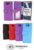 CoverIn Skimblocker Lompakkokotelot Sony Xperia 10