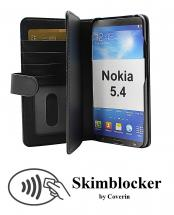 CoverIn Skimblocker XL Wallet Nokia 5.4