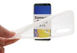 billigamobilskydd.se Ultra Thin TPU Kotelo Samsung Galaxy A70 (A705F/DS)