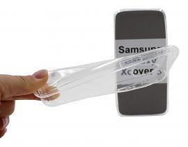 billigamobilskydd.se Ultra Thin TPU Kotelo Samsung Galaxy Xcover 5 (SM-G525F)