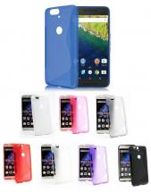 billigamobilskydd.se S-Line TPU-muovikotelo Google Nexus 6P