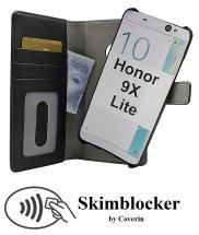 CoverIn Skimblocker Magneettikotelo Huawei Honor 9X Lite