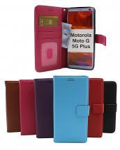 billigamobilskydd.se New Jalusta Lompakkokotelo Motorola Moto G 5G Plus