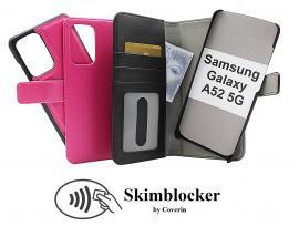 CoverIn Skimblocker Magneettikotelo Samsung Galaxy A52 / A52 5G / A52s 5G