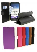 billigamobilskydd.se Jalusta Lompakkokotelo Asus ZenFone 3 Max (ZC553KL)