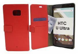 billigamobilskydd.se Jalusta Lompakkokotelo HTC U Ultra