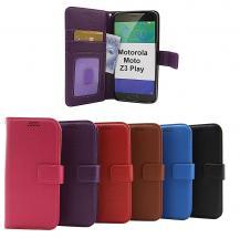billigamobilskydd.se New Jalusta Lompakkokotelo Motorola Moto Z3 Play
