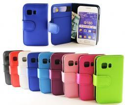 billigamobilskydd.se Lompakkokotelot Samsung Galaxy Young 2 (G130H)