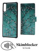 CoverIn Skimblocker Design Magneettilompakko Sony Xperia L4