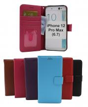 billigamobilskydd.se New Jalusta Lompakkokotelo iPhone 12 Pro Max (6.7)