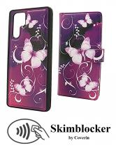 billigamobilskydd.se Skimblocker Design Magneettilompakko Huawei P30 Pro (VOG-L29)